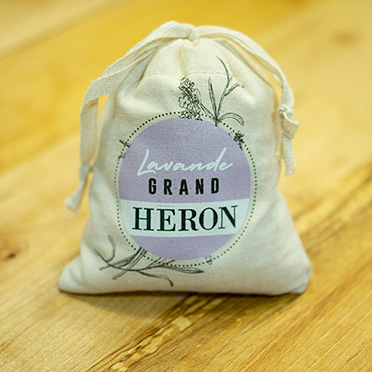sac de lavande Domaine du Grand-Héron